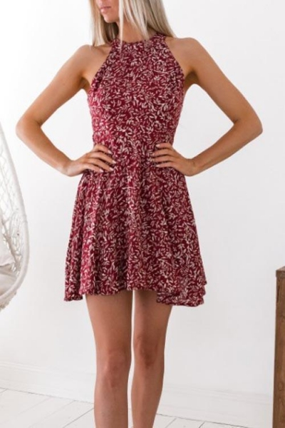 amourfab-in-sexy-printed-hollow-out-wine-red-mini-dress