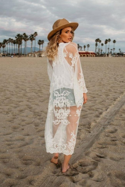 open-front-scallop-edge-flare-sleeve-sheer-mesh-maxi-cover-up