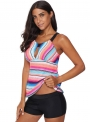 cross-back-colorful-striped-swimsuit
