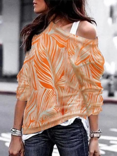 amourfab-vintage-one-shoulder-long-sleeve-cotton-t-shirts