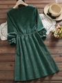 green-embroidery-long-sleeve-dresses